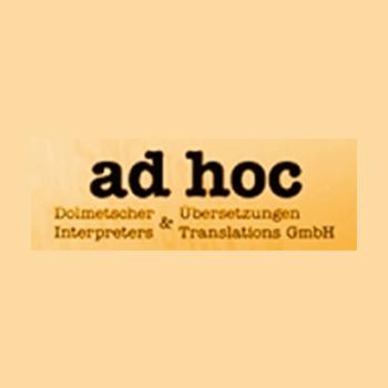 ad hoc Dolmetscher & Übersetzungen
